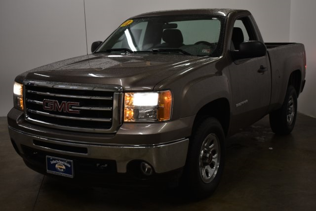 Pre-Owned 2012 GMC Sierra 1500 Work Truck