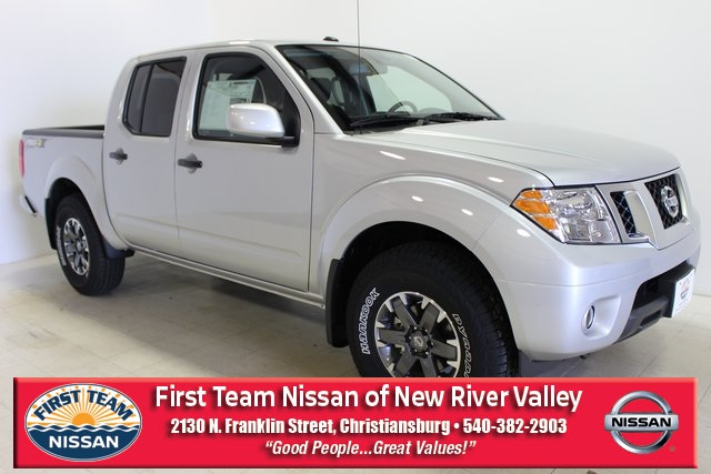New Nissan Frontier >> New 2019 Nissan Frontier Pro 4x 4d Crew Cab In Christiansburg