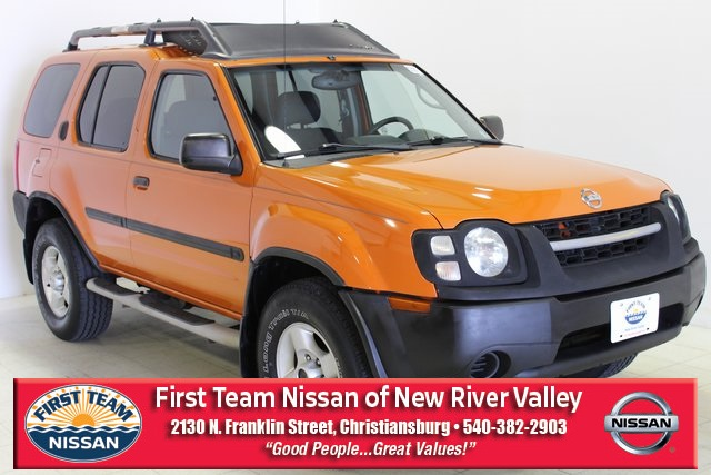 Pre-Owned 2003 Nissan Xterra SE