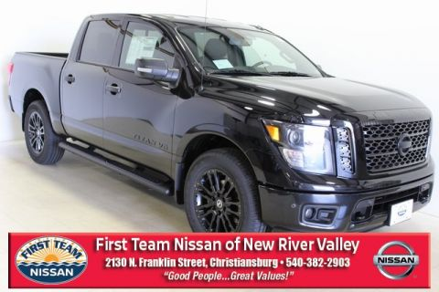 New Nissan Titan in Christiansburg | First Team Nissan of