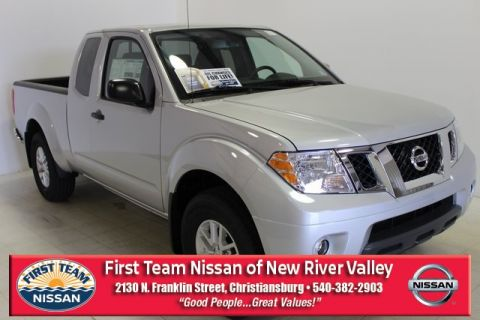 Nissan Work Trucks | Nissan Dealership near Princeton, WV