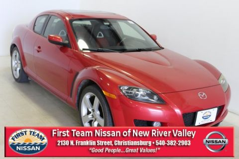Pre-Owned 2004 Mazda RX-8 Base
